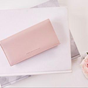 Aimee Kestenberg wallet- blush pink NWT